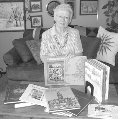 Jane Graff, 2011 Seward County Community Service Award Winner
