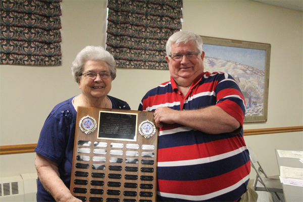 Denny Erks - 2012 Seward County Community Service Award Winner