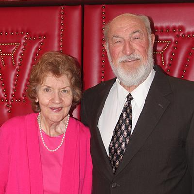 Chuck and Julie Wisehart - 2014 Nebraska's Friend Award Recipients