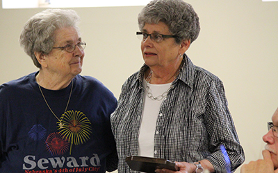 Sue Imig - 2014 Seward County Community Service Award Winner